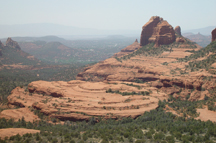 Sedona Schnebly Rock